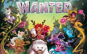 Wizards Wanted: copertina