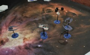 Battlestar Galactica - Starship Battles: il nuovo gioco di miniature