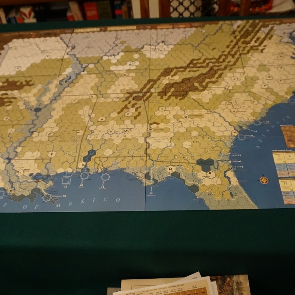 U.S. Civil War - Mappe