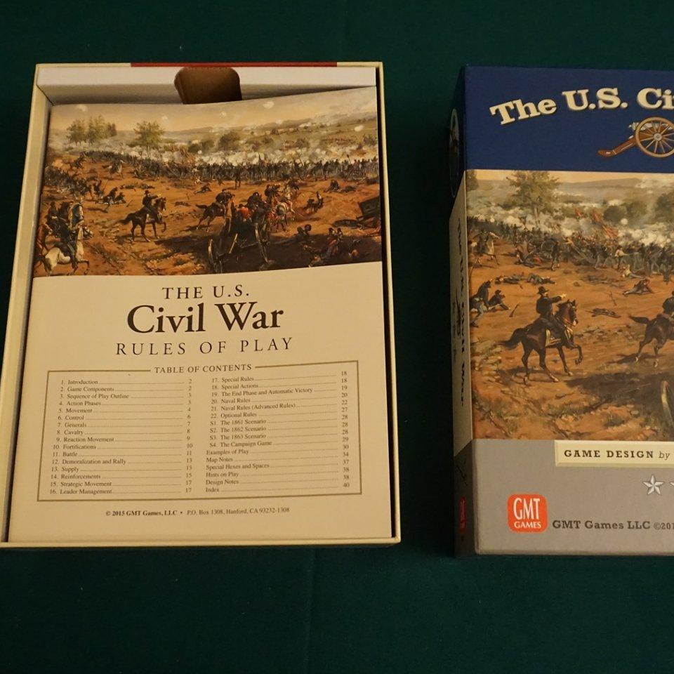 U.S. Civil War - Interno catola