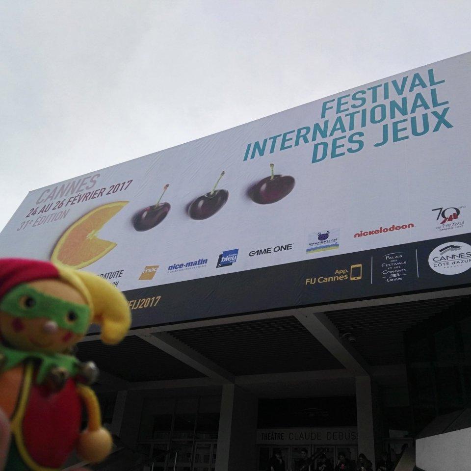 Festival International des Jeux Cannes