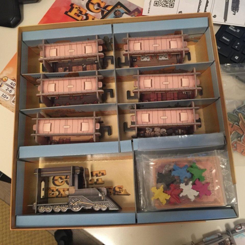 Colt Express: il gioco tutto dentro la scatola
