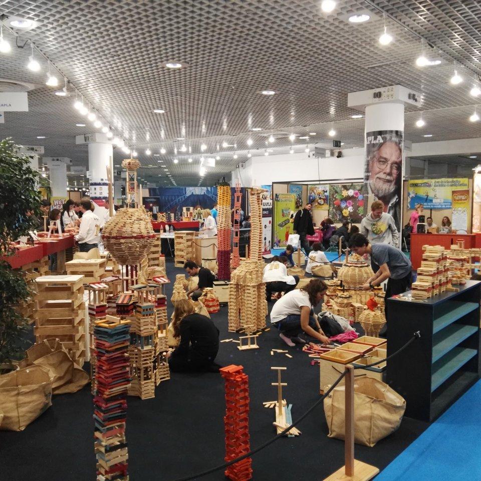 Festival International des Jeux Cannes - area costruzioni
