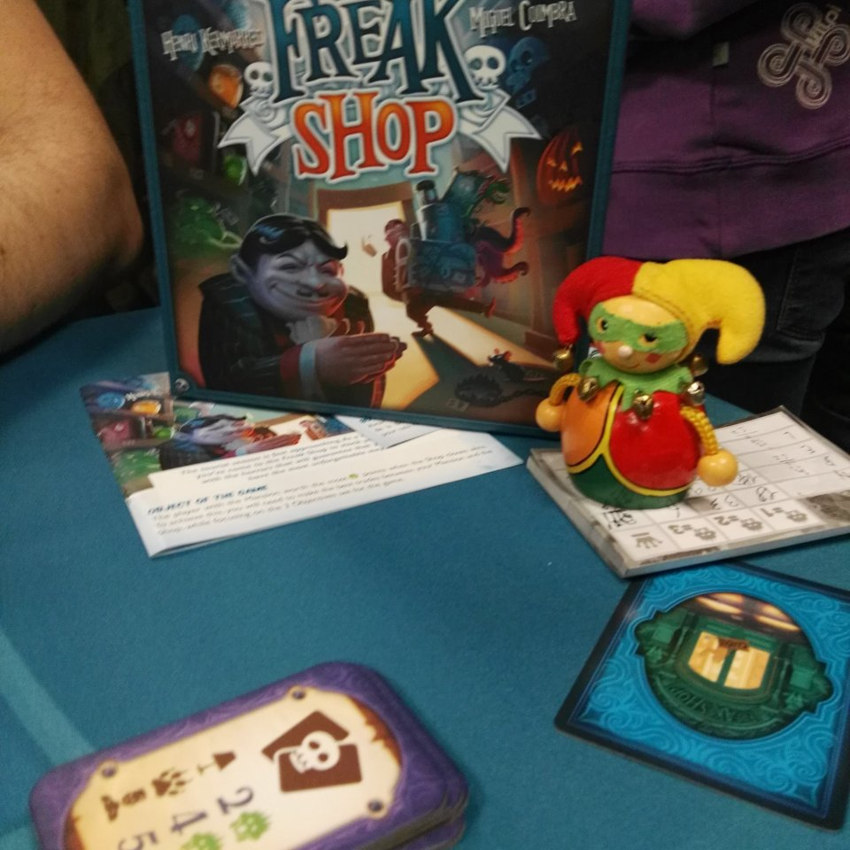 Festival International des Jeux Cannes - Freak Shop