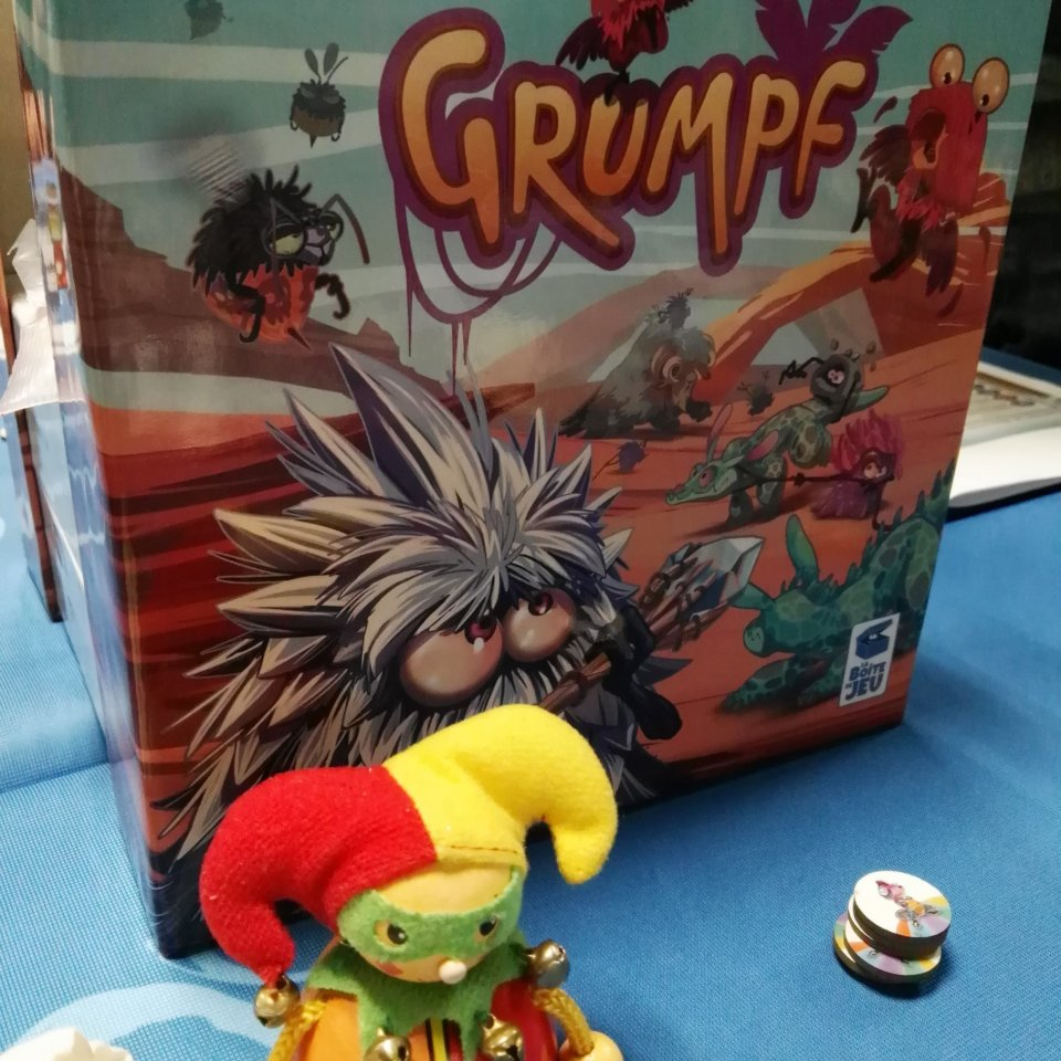 Festival International des Jeux Cannes - Grumpf