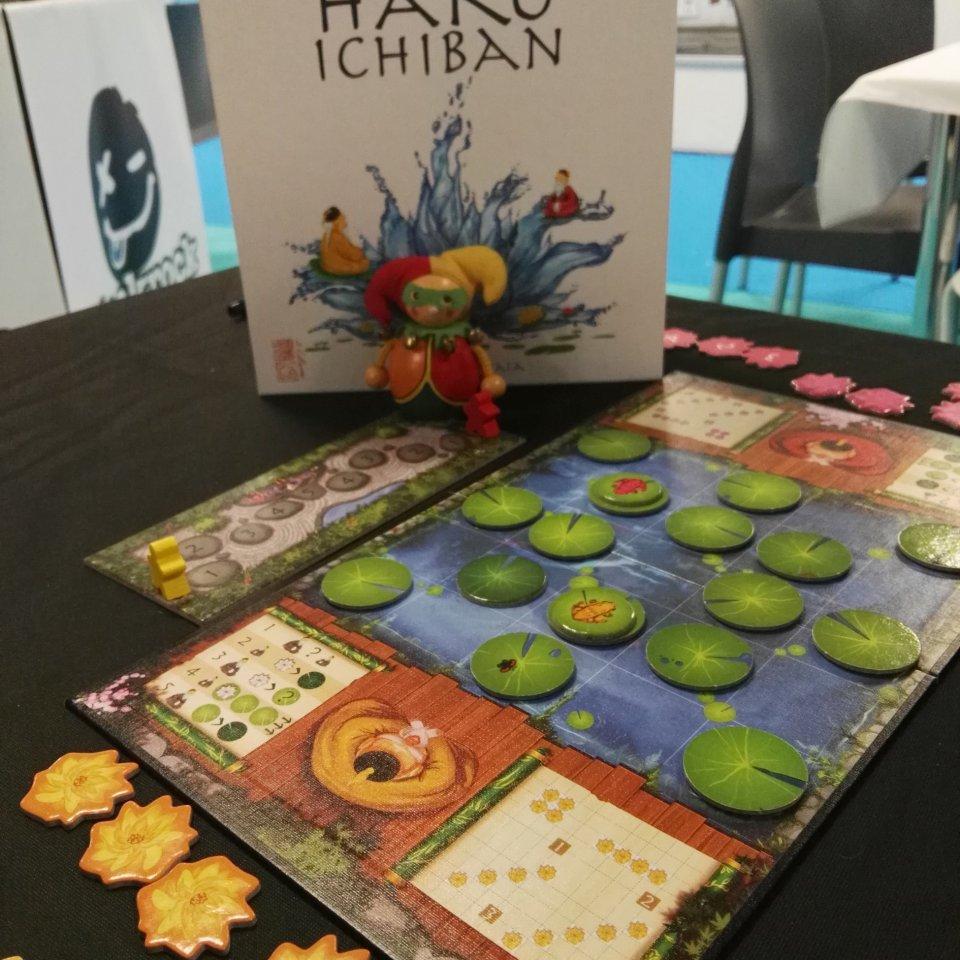 Festival International des Jeux Cannes - Haru Ichiban