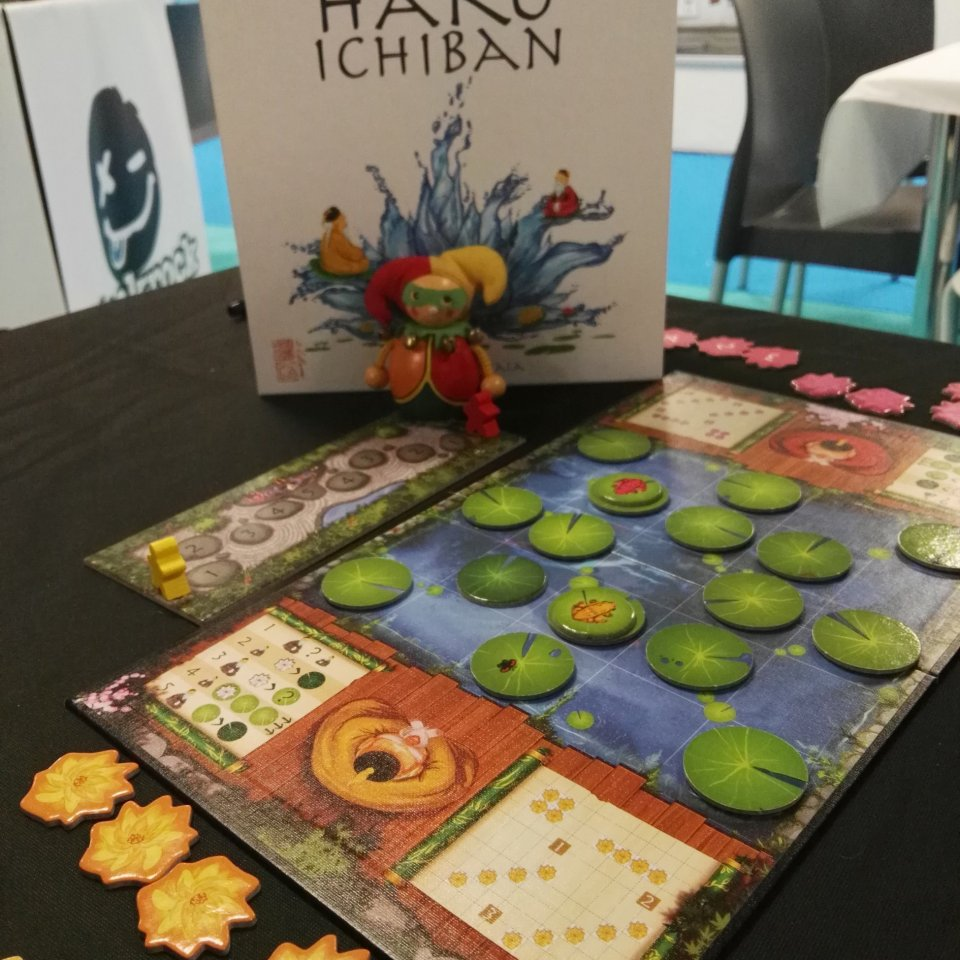 Festival International des Jeux Cannes - Haru Ichiban