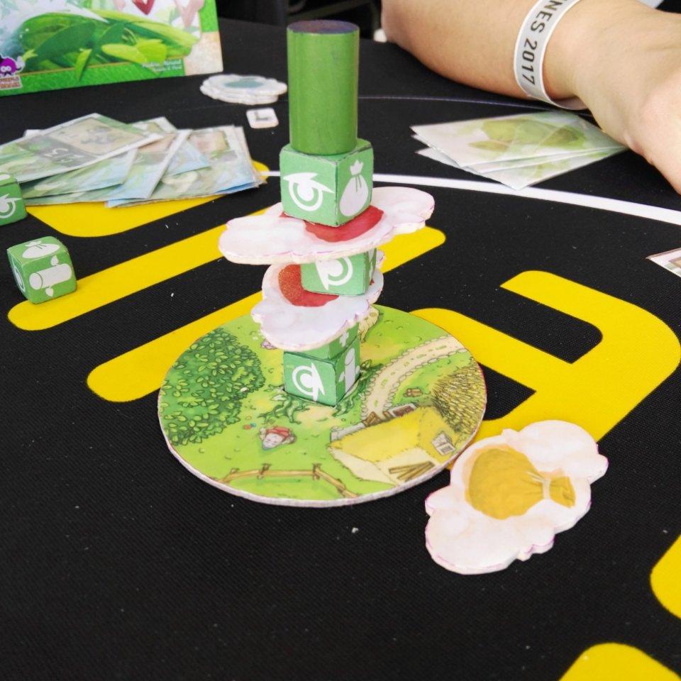 Festival International des Jeux a Cannes: Jack e il fagiolo magico