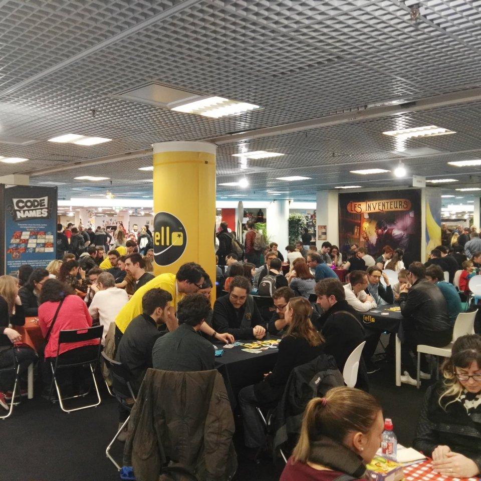 Festival International des Jeux Cannes - Stand Iello