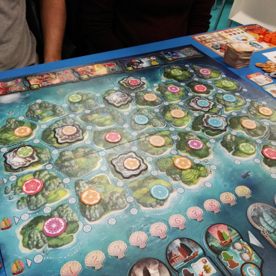 Festival International des Jeux Cannes - Yamatai