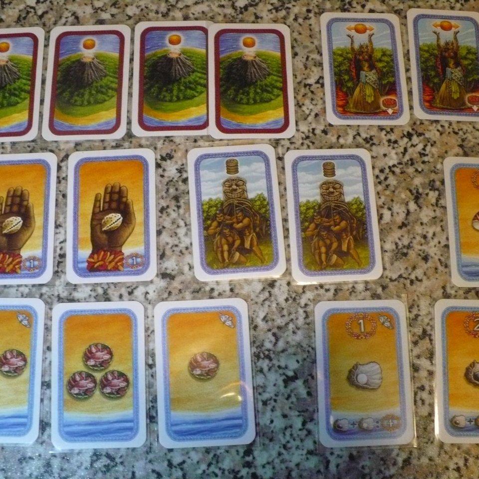 Alcune tipologie di carte
