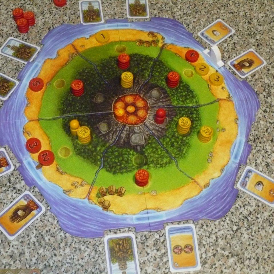Svolgimento di una partita di Stromboli