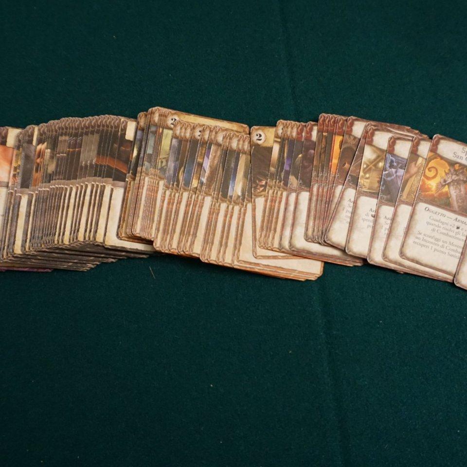 Eldritch Horror carte carte carte!
