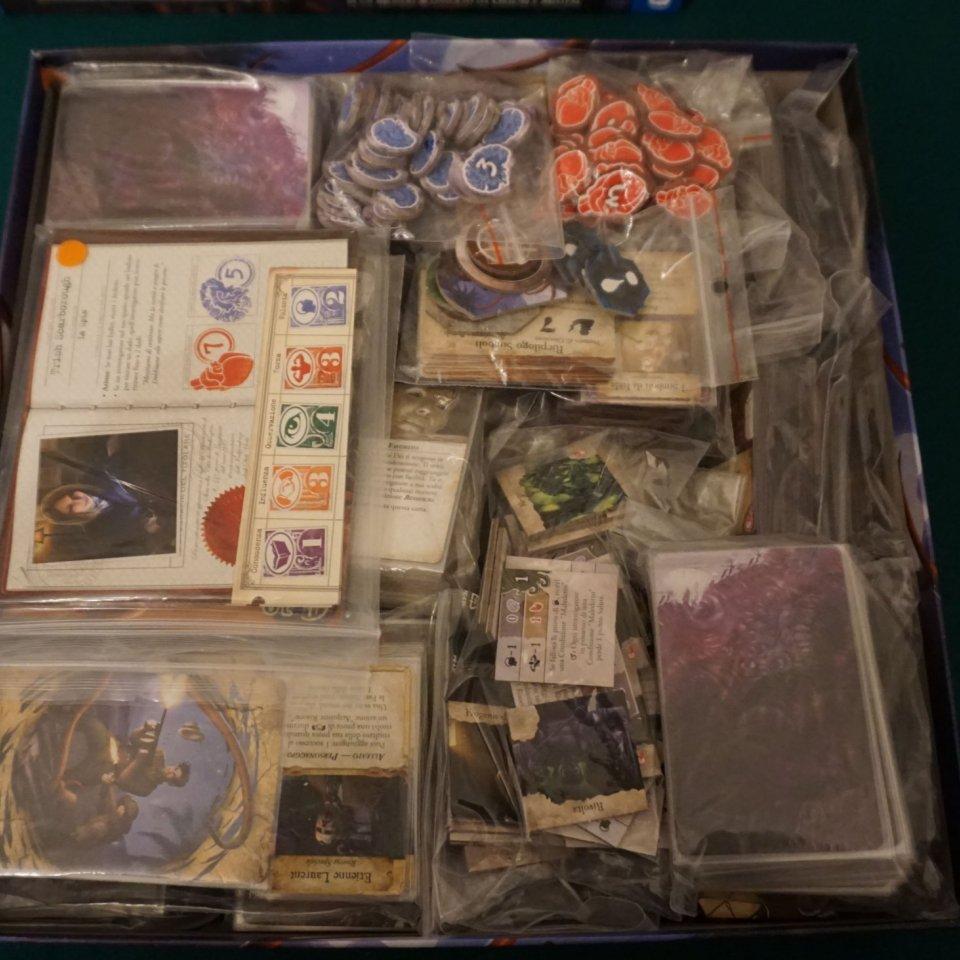Eldritch Horror Riponiamo tutto nella scatola!