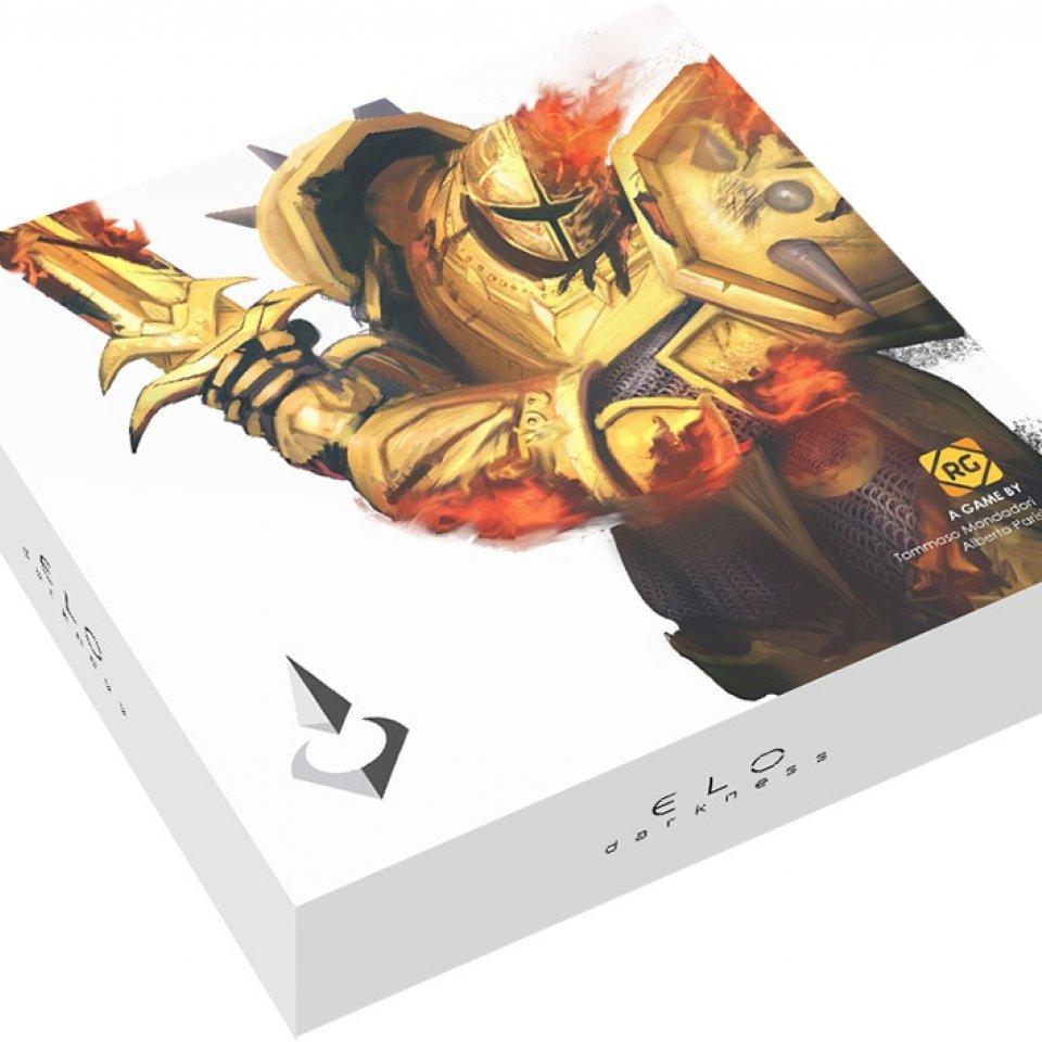 elo darkness - scatola