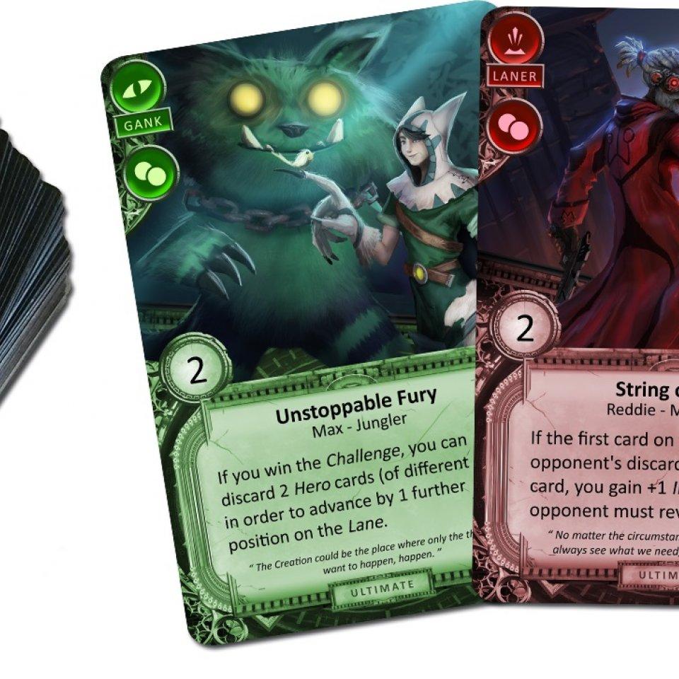 elo darkness - alcune carte