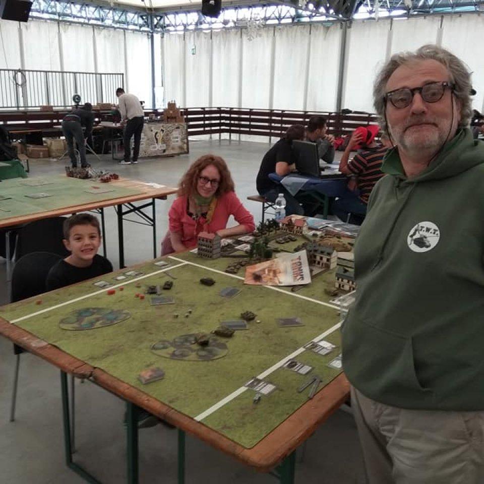 GiocaPerugia 2019 Tanks