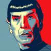 Ritratto di Spock