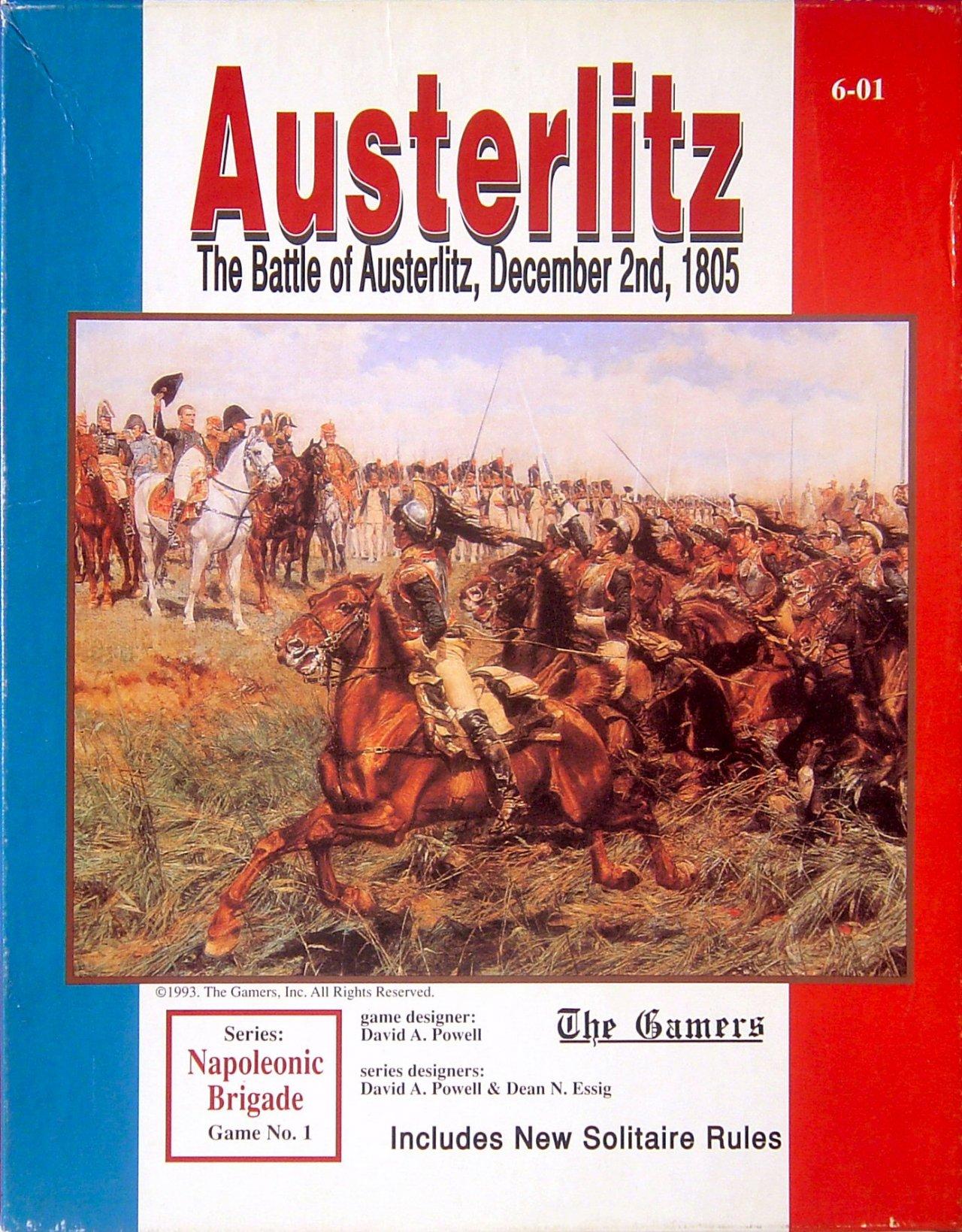 Regole di Wargame Regolamento Napoleonico grande tattico
