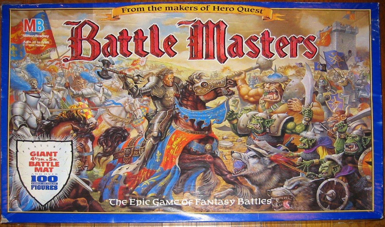 Battle masters gioco da tavolo gdt tana dei goblin - Talisman gioco da tavolo prezzo ...