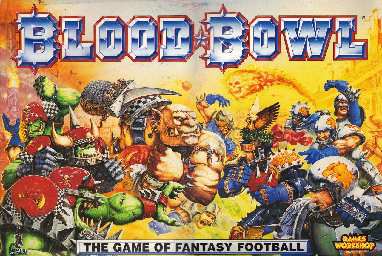 Blood bowl third edition gioco da tavolo gdt tana - Blood bowl gioco da tavolo recensione ...