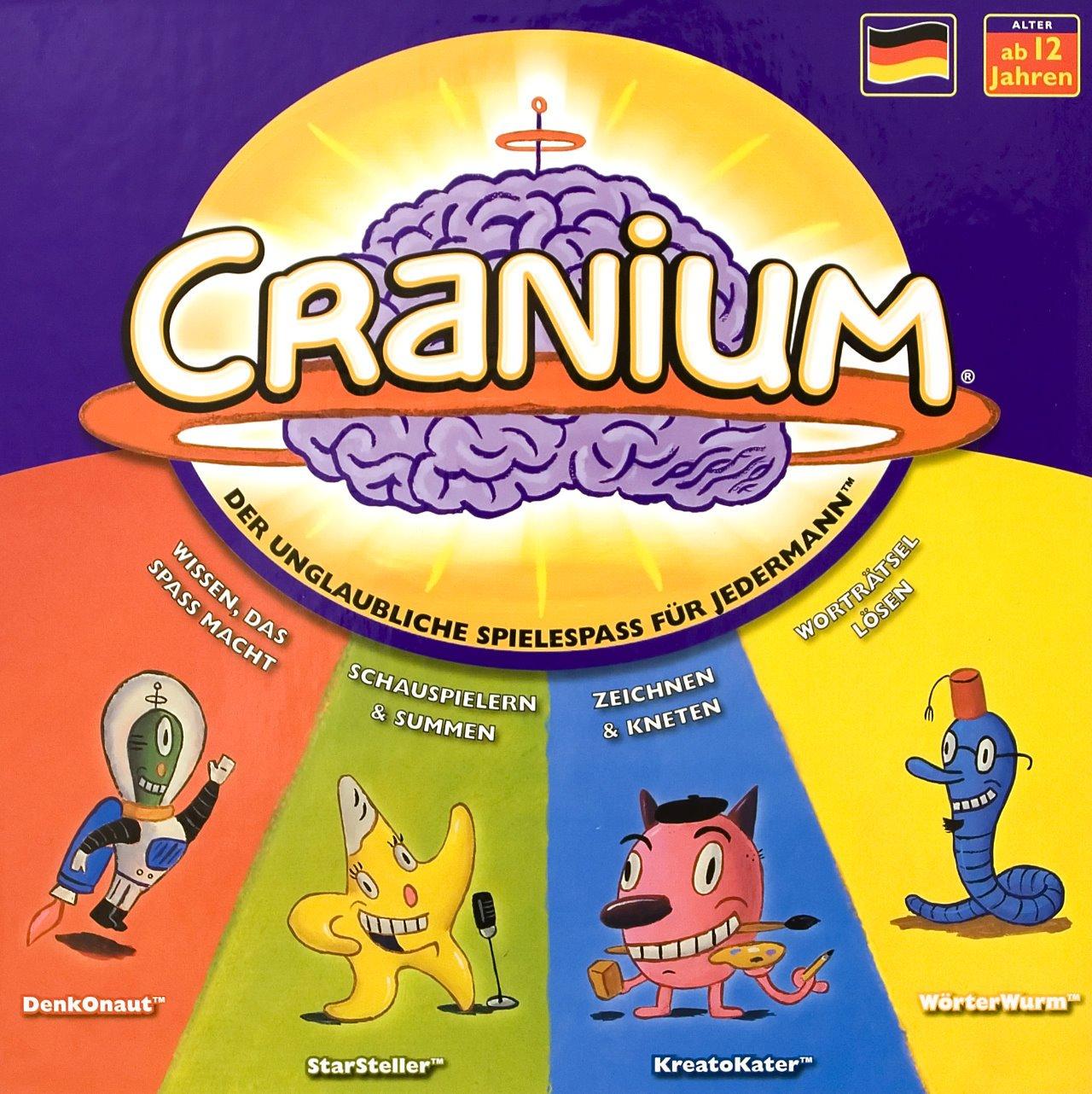 Cranium gioco da tavolo gdt tana dei goblin - Cranium gioco da tavolo prezzo ...