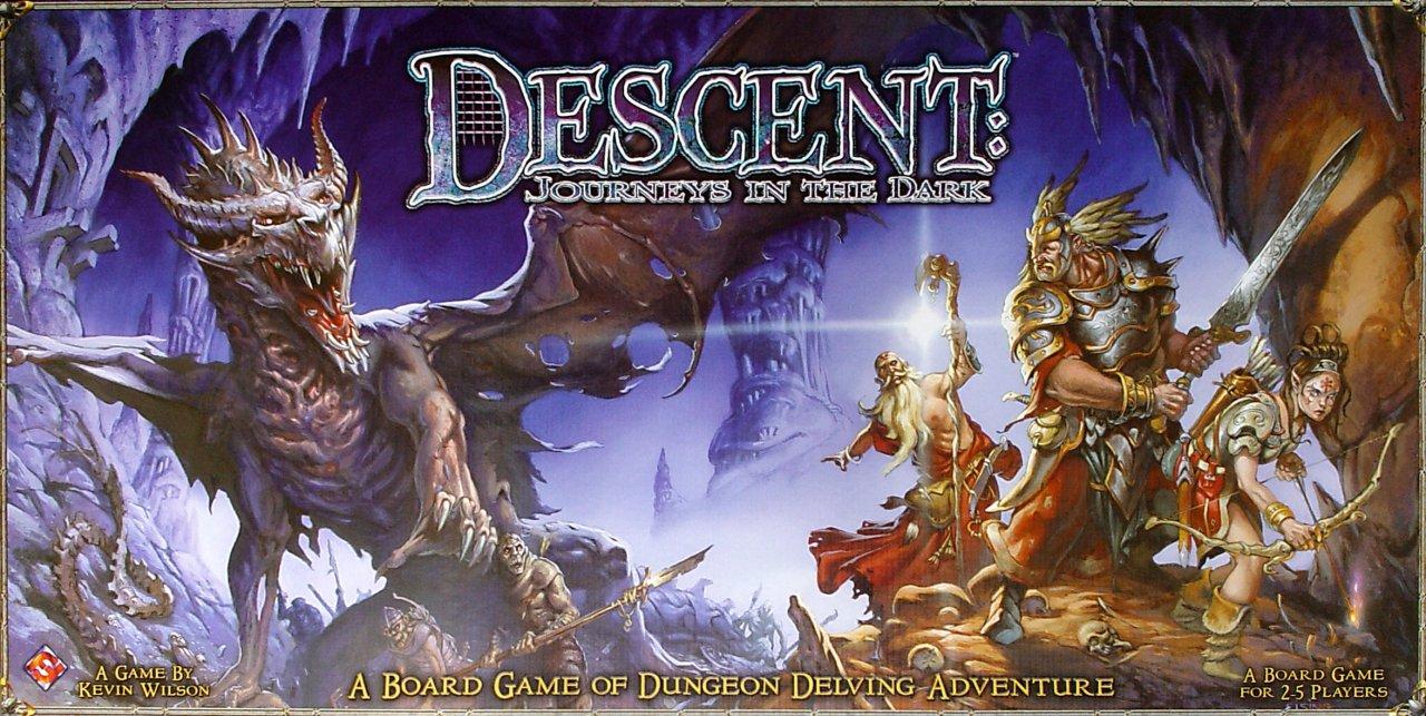 Descent journeys in the dark gioco da tavolo gdt - Dungeon gioco da tavolo ...