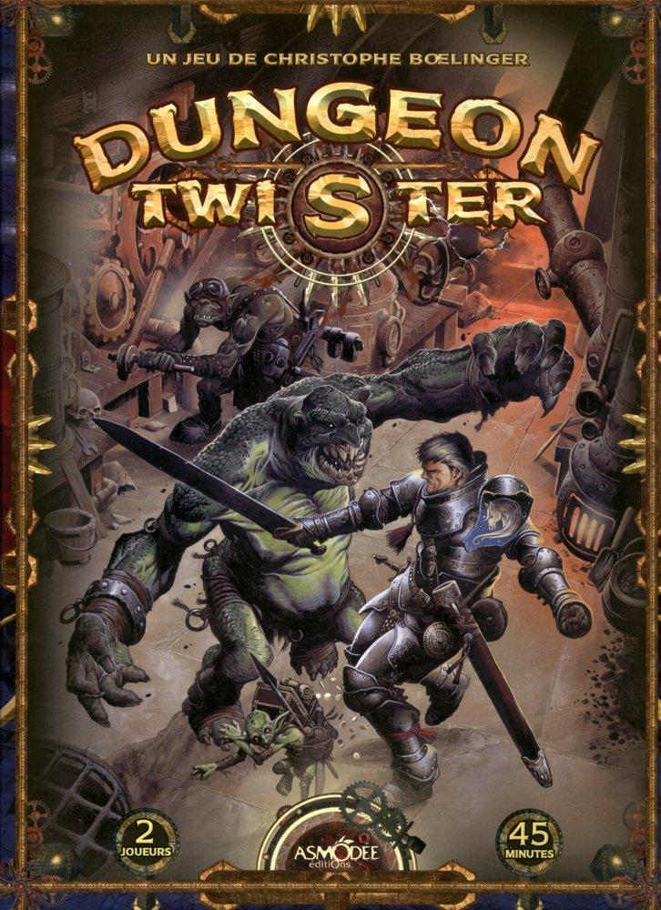 Dungeon twister gioco da tavolo gdt tana dei goblin - Dungeon gioco da tavolo ...