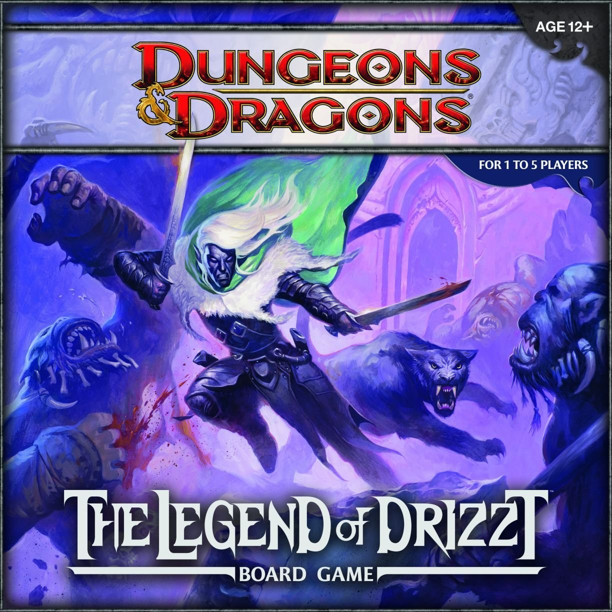 Dungeons dragons the legend of drizzt board game - Dungeon gioco da tavolo ...