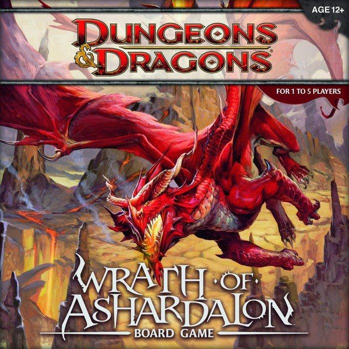 Dungeons dragons wrath of ashardalon board game gioco - Dungeon gioco da tavolo ...