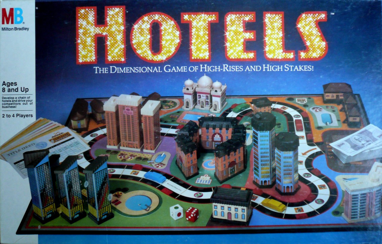 Hotel tycoon gioco da tavolo gdt tana dei goblin - Blokus gioco da tavolo ...