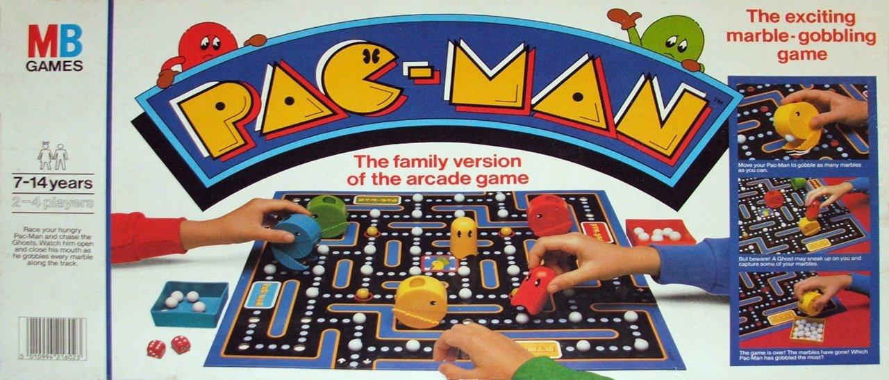 pacman gioco da