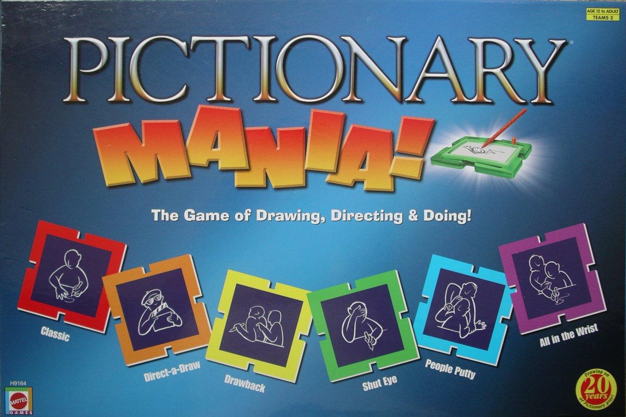 pictionary gioco da
