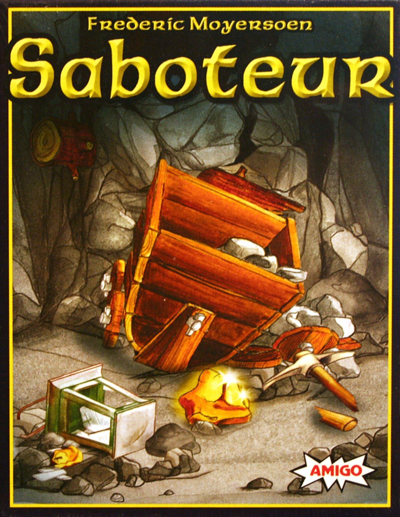 Saboteur gioco da tavolo gdt tana dei goblin - Blokus gioco da tavolo ...