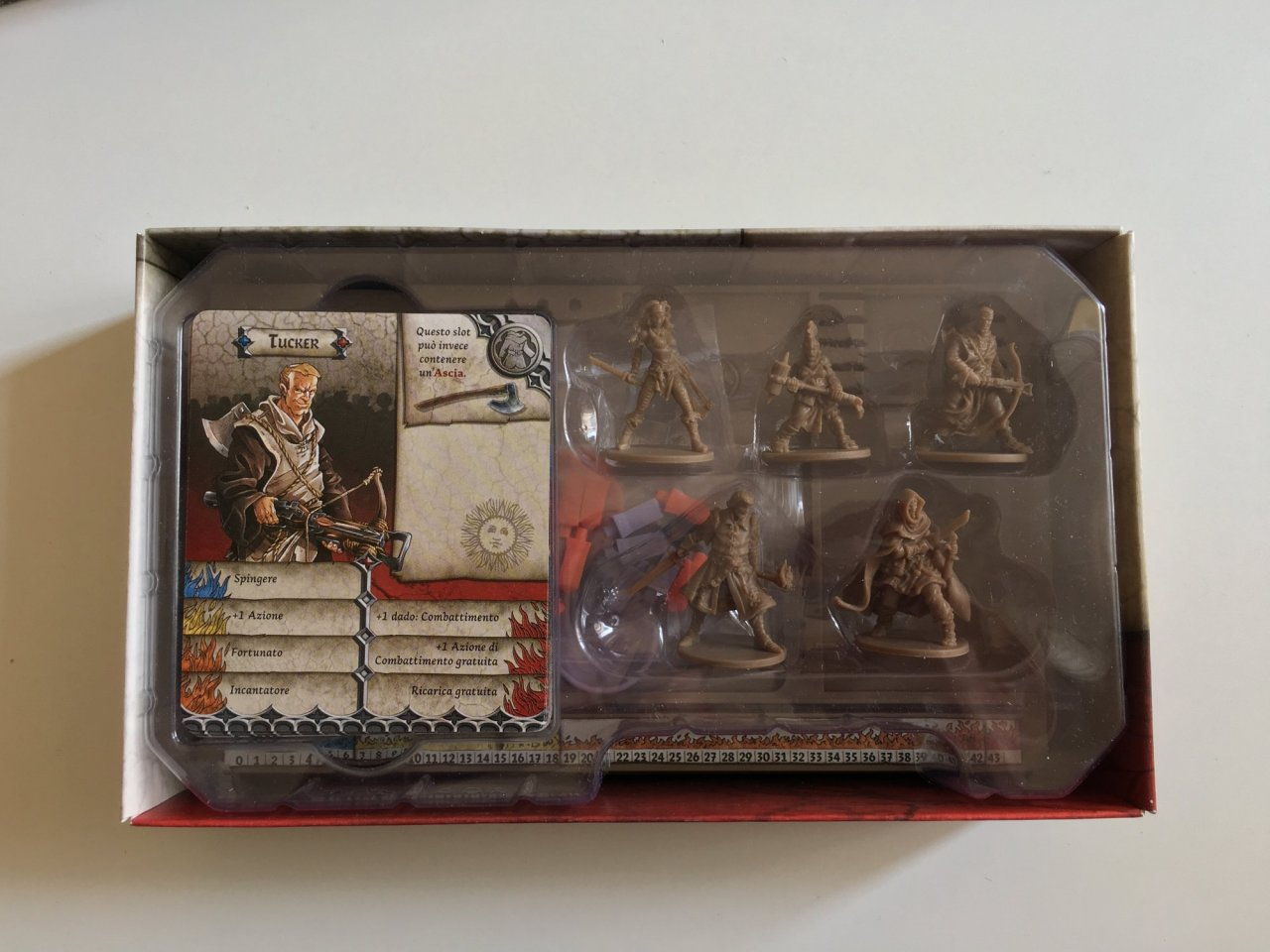 Mercatino king8503 zombicide black plague kickstarter for Porte zombicide