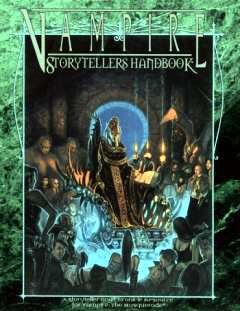 Vampire The Masquerade: Manuale del Narratore