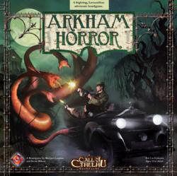 Arkham Horror (ed. Fantasy Flight)