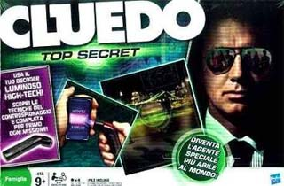 Cluedo Top Secret