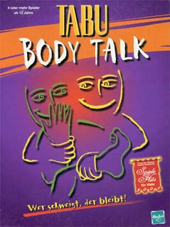 Taboo Body Language