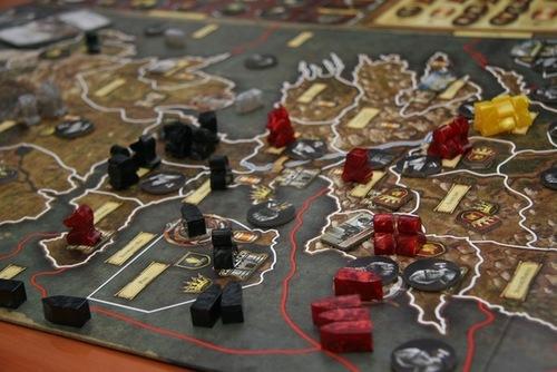 Recensione il trono di spade gioco da tavolo seconda - Trono di spade gioco da tavolo ...