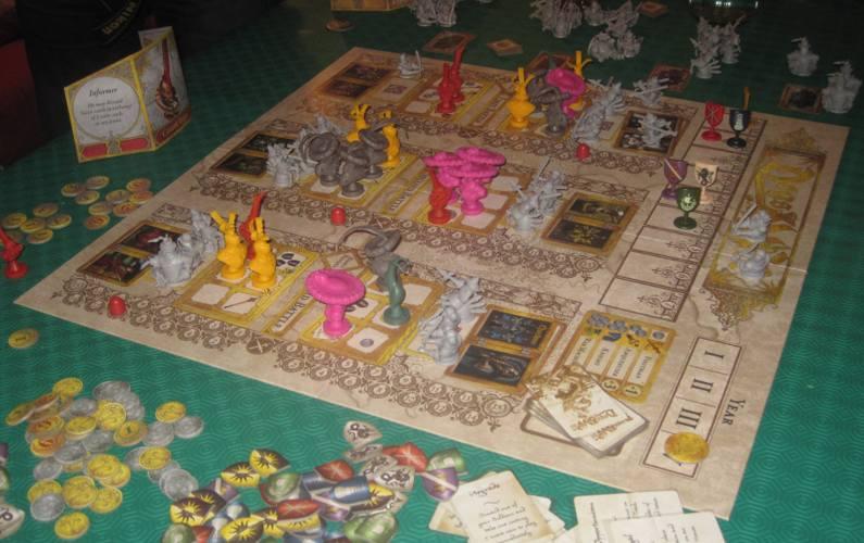 Recensione dogs of war la tana dei goblin - La battaglia dei cinque eserciti gioco da tavolo ...